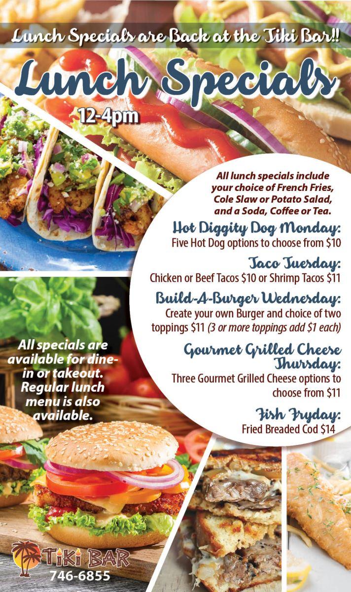 1 - Tiki Lunch Specials Sept 2020 Kiosk