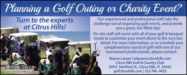 Golf Outing League CH Feb 2021 EB